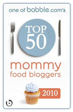 Top 50 Mommy Food Bloggers