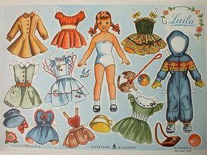 Crocheted Blanket Doll Pattern [Archive] - Crochetville